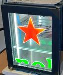 3c Logo inner glassdoor 21L Fridge